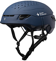 Sweet Protection Ascender - casco scialpinismo, Blue