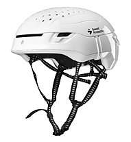 Sweet Protection Ascender - casco scialpinismo, White