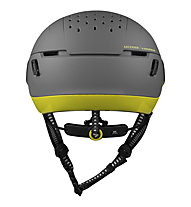 Sweet Protection Ascender - Skitourenhelm, Grey/Yellow
