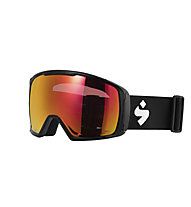 Sweet Protection Clockwork RIG - Skibrille, Black Matte