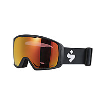 Sweet Protection Clockwork RIG - Skibrille, Antrhacite Matte