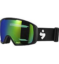 Sweet Protection Clockwork WorldCup MAX RIG Reflect - Skibrille, Black