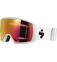 Sweet Protection Clockwork WorldCup MAX RIG Reflect - Skibrille, White