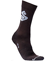 "Sweet Protection Crossfire Merino 6"" - Radsocken, Black"