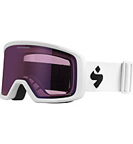 Sweet Protection Firewall RIG - maschera sci, White