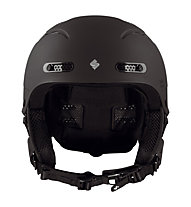 Sweet Protection Igniter II - Freeridehelm, Black