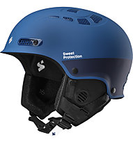 Sweet Protection Igniter II - casco freeride, Navy Blue