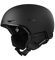 Sweet Protection Looper - casco sci freestyle, Black