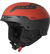 Sweet Protection Switcher - Skihelm, Orange/Black