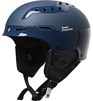 Sweet Protection Switcher - Skihelm, Navy Blue