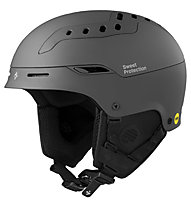 Sweet Protection Switcher Mips - casco sci, Dark Grey