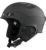 Sweet Protection Trooper II - casco sci, Black