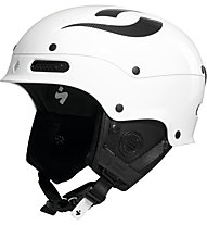 Sweet Protection Trooper II - casco sci, White
