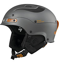 Sweet Protection Trooper II - casco sci, Satin Black