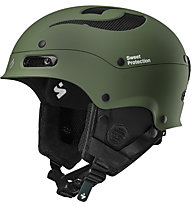 Sweet Protection Trooper II - casco sci, Green