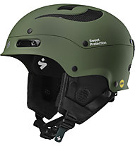 Sweet Protection Trooper II MIPS - Skihelm, Green