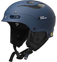 Sweet Protection Trooper II MIPS - Skihelm, Blue