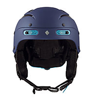Sweet Protection Trooper II Womens - Skihelm - Damen, Blue