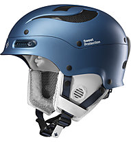 Sweet Protection Trooper II Womens - Skihelm - Damen, Metallic Blue