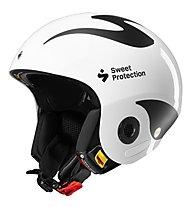 Sweet Protection Volata - casco sci alpino, White