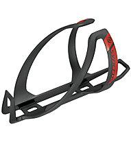 Syncros Tailor Cage 2.0 R - portaborraccia, Black/Red