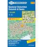 Tabacco Karte N.010 Sextener Dolomiten - 1:25.000, 1:25.000