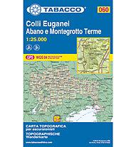 Tabacco N° 060 Colli Euganei, Abano e Montegrotto Terme (1:25.000), 1: 25.000