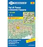 Tabacco N° 06 Val di Fassa e Dolomiti Fassane (1:25.000), 1:25.000