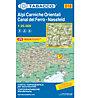 Tabacco Carta N.018 Alpi Carniche Orientali - Canal del Ferro - Nassfeld - 1:25.000, 1:25.000