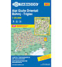 Tabacco Tabacco Karte 065: Alpi Giulie Orientali Bohinj - Triglav, 1:25.000