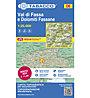 Tabacco Carta N.06 Val di Fassa e Dolomiti Fassane - 1:25.000, Blue