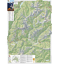 Cartina Tabacco 019.Tabacco Carta Parco Naturale Dolomiti Friulane 1 25 000 Sportler Com