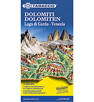 Tabacco Dolomiten - Gardasee Venedig, 1: 250.000