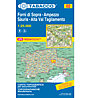 Tabacco Carta N.02 Forni di Sopra, Ampezzo, Sauris, Alta Val Tagliamento - 1:25.000, 1:25.000