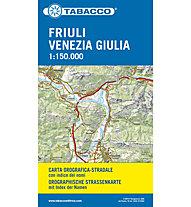 Tabacco Friuli Venezia Giulia 1:150.000, 1:150.000
