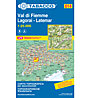 Tabacco Karte N.014 Val di Fiemme/Lagorai/Latemar - 1:25.000, 1:25.000