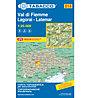 Tabacco Carta N.014 Val di Fiemme/Lagorai/Latemar - 1:25.000, 1:25.000