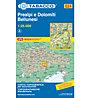 Tabacco Karte N.024 Prealpi e Dolomiti Bellunesi - 1:25.000, 1:25.000