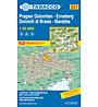 Tabacco Karte N.031 Pragser Dolomiten, Enneberg/Dolomiti di Braies, Marebbe - 1:25.000, 1:25.000