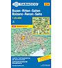 Tabacco Carta N.034 Bolzano/Renon/Salto - 1:25.000, 1:25.000