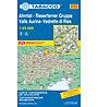 Tabacco Karte N.035 Ahrntal/Rieserfernergruppe - 1:25.000, 1:25.000