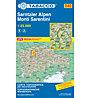 Tabacco Karte N° 040 Monti Sarentini/Sarntaler Alpen (1:25.000), 1:25.000