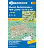 Tabacco Carta N.042 Ultental/Val d'Ultimo - 1:25.000, 1:25.000