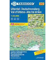 Tabacco Karte N.042 Ultental/Val d'Ultimo - 1:25.000, 1:25.000