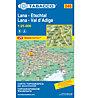 Tabacco Carta N° 046 Lana/Etschtal-Lana/Val d'Adige (1:25.000), 1:25.000