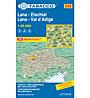 Tabacco Karte N° 046 Lana/Etschtal-Lana/Val d'Adige (1:25.000), 1:25.000