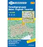 Tabacco Karte N.075 Venediger Gruppe Matrei -Virgental - Tauerntal - 1:25.000, 1:25.000