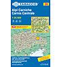 Tabacco Karte N.09 Alpi carniche - Carnia centrale - 1:25.000, 1:25.000