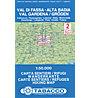 Tabacco N°2 Val di Fassa, Alta Badia, Val Gardena/Gröden (1:50.000), 1:50.000