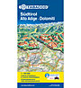 Tabacco Carta Alto Adige - Dolomiti - 1:160.000, 1: 160.000